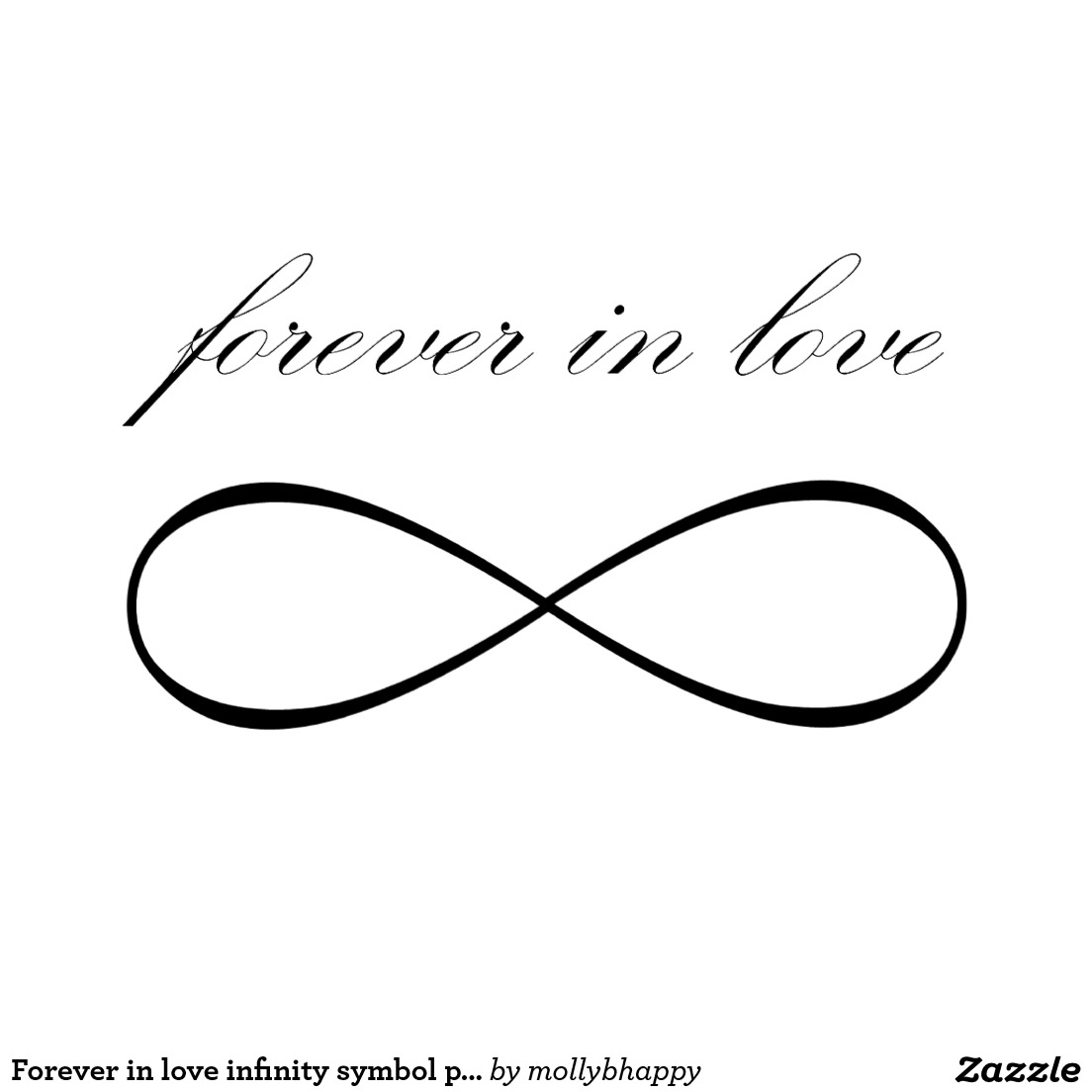 1104x1104 Infinity Symbol Forever Choice Image