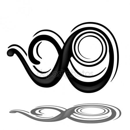 450x450 Infinity Symbol Black Stock Vectors, Royalty Free Infinity Symbol