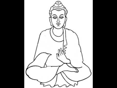 480x360 How To Draw Buddha (By