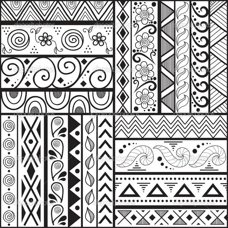 736x736 Drawing Designs Patterns