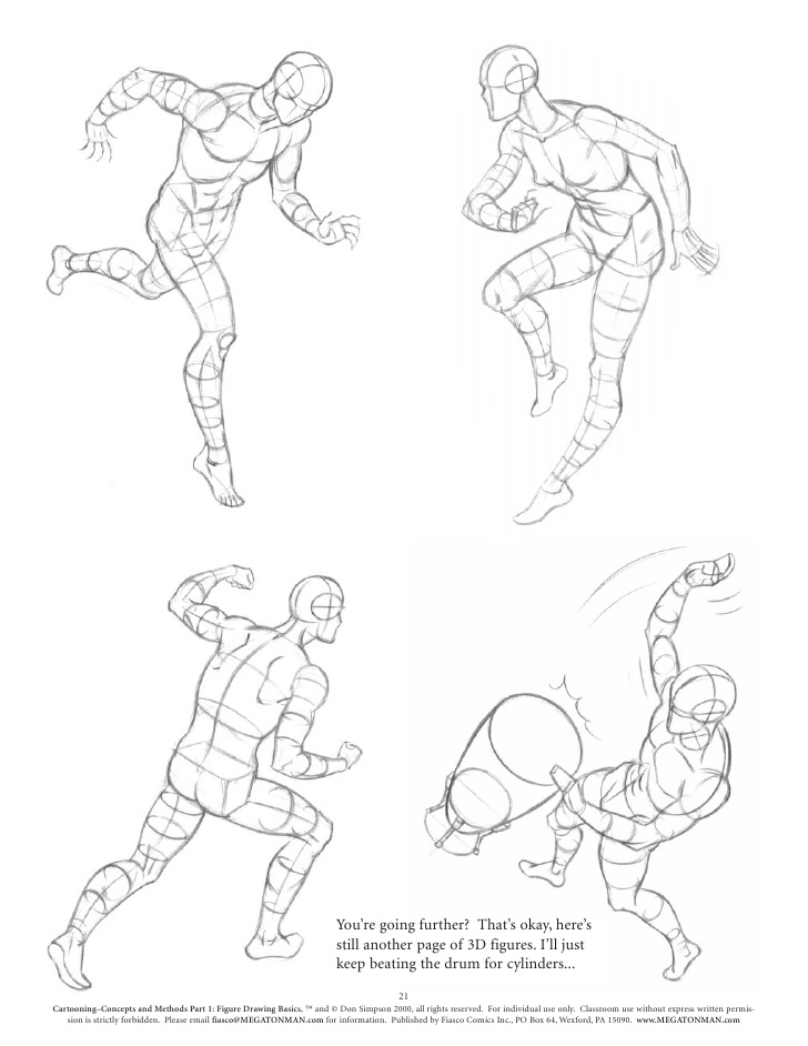 728x942 Figure Drawing Basics