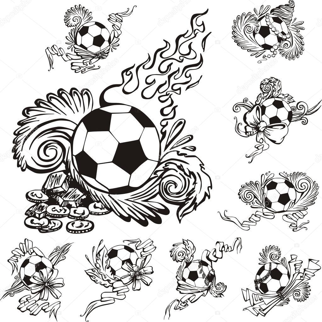 1023x1023 Cool Soccer Drawings Cool Soccer Drawings