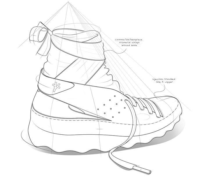 736x611 386 Best Sneaker Design Images On Footwear, Industrial