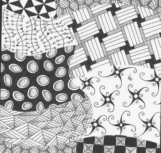 560x535 Patternprints Journal Drawing Beautiful Patterns By Hans