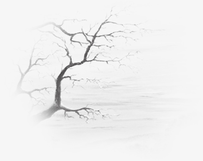 650x517 Ink Tree, Ink, Tree Png And Psd File For Free Download