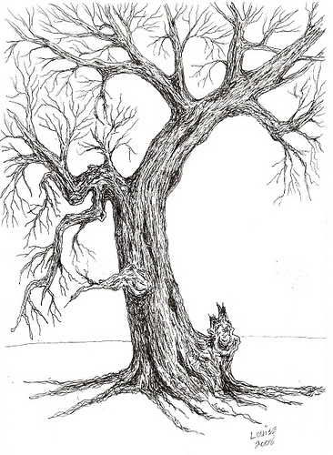 366x500 Different Pen And Ink Techniques