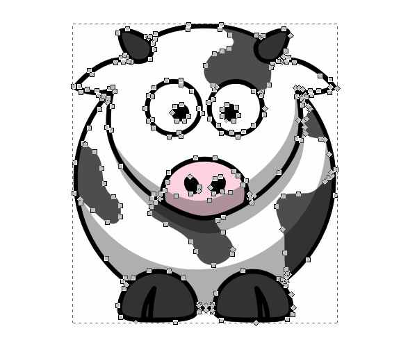 600x500 How To Vectorize In Inkscape Goinkscape!