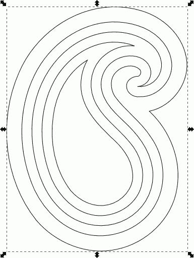 385x512 Inkscape Tutorial Paisley Motif Vectors