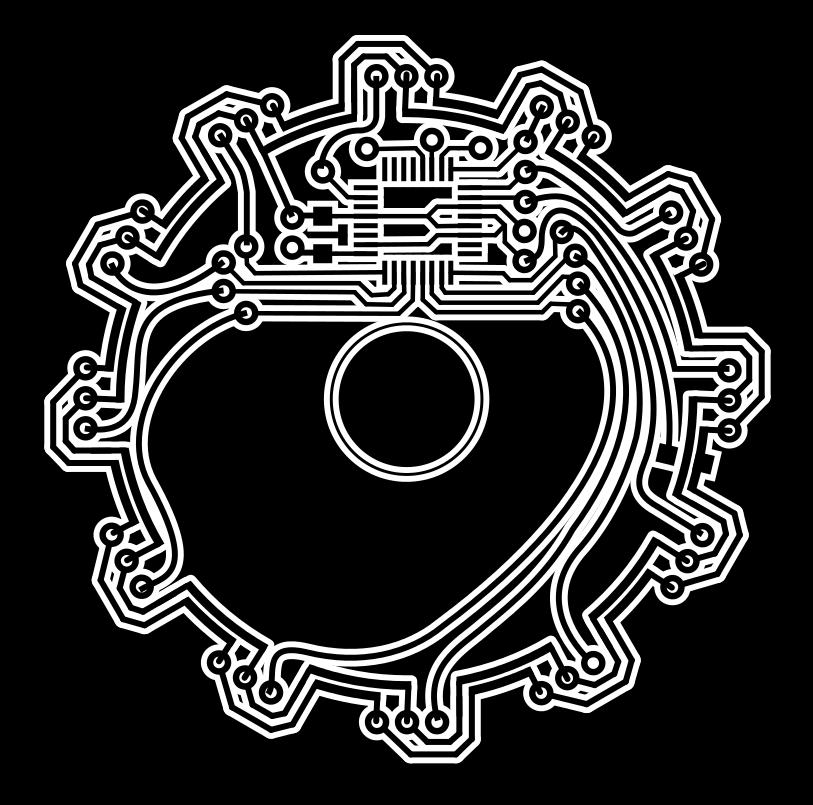 813x805 Nerd Club Inkscape To Draw Pcbs