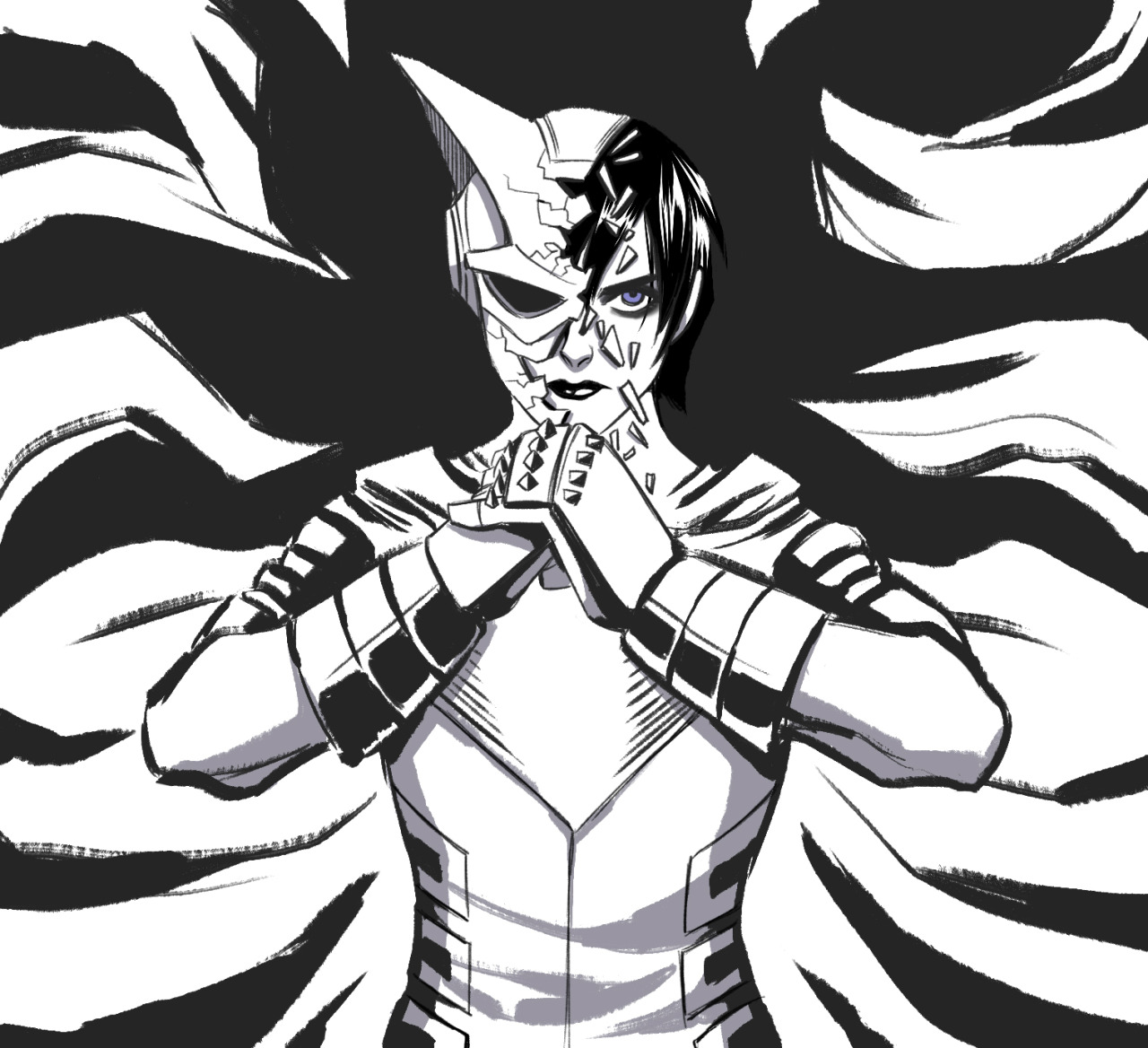1280x1168 Art From The Inkwell Dc's New Vigilante! From The Very New Mother