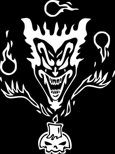 376x500 Jp Vinyl Design Icp Insane Clown Posse Riddle Box Logo Vinyl Decal