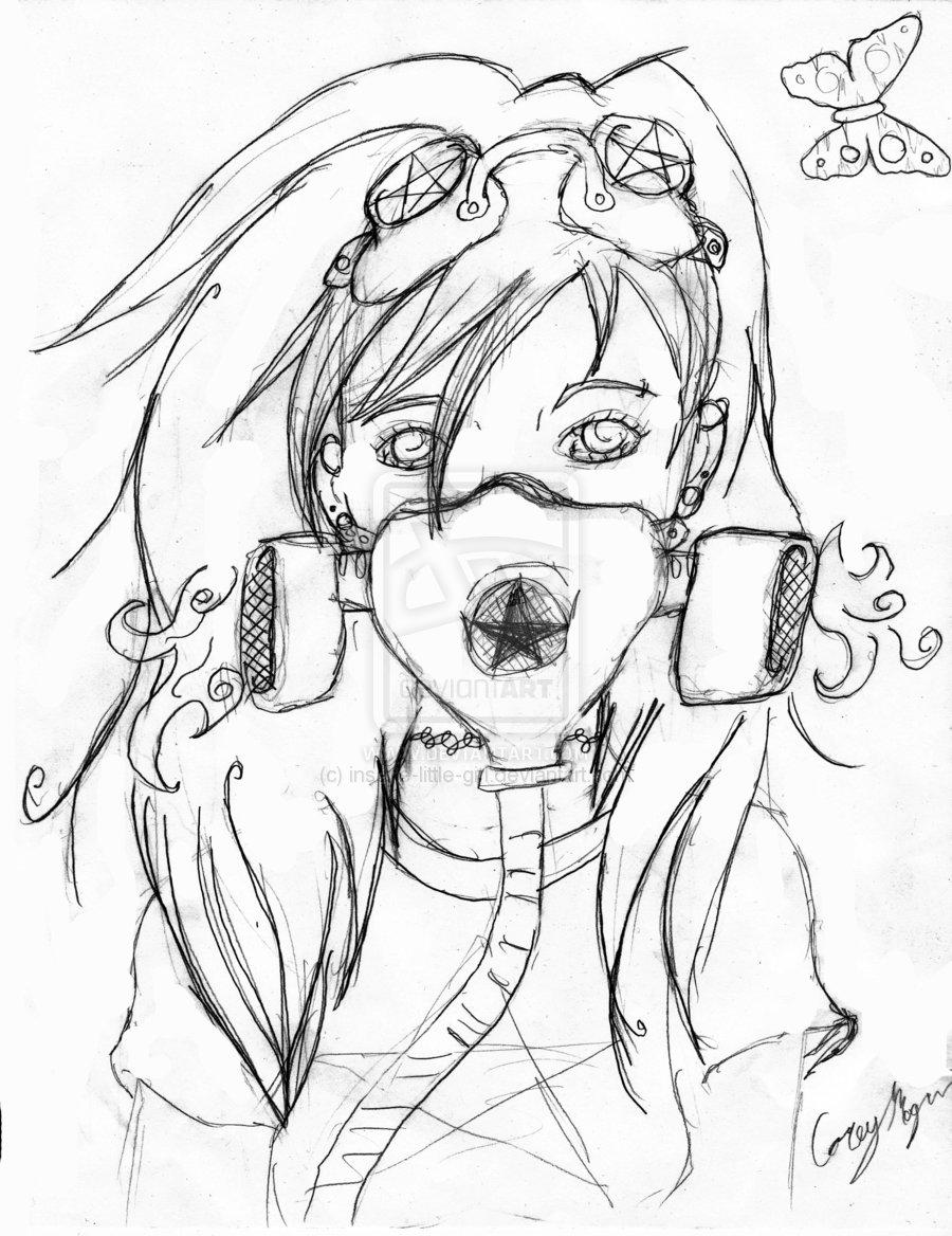 900x1168 Insane Eyes Drawing Anime