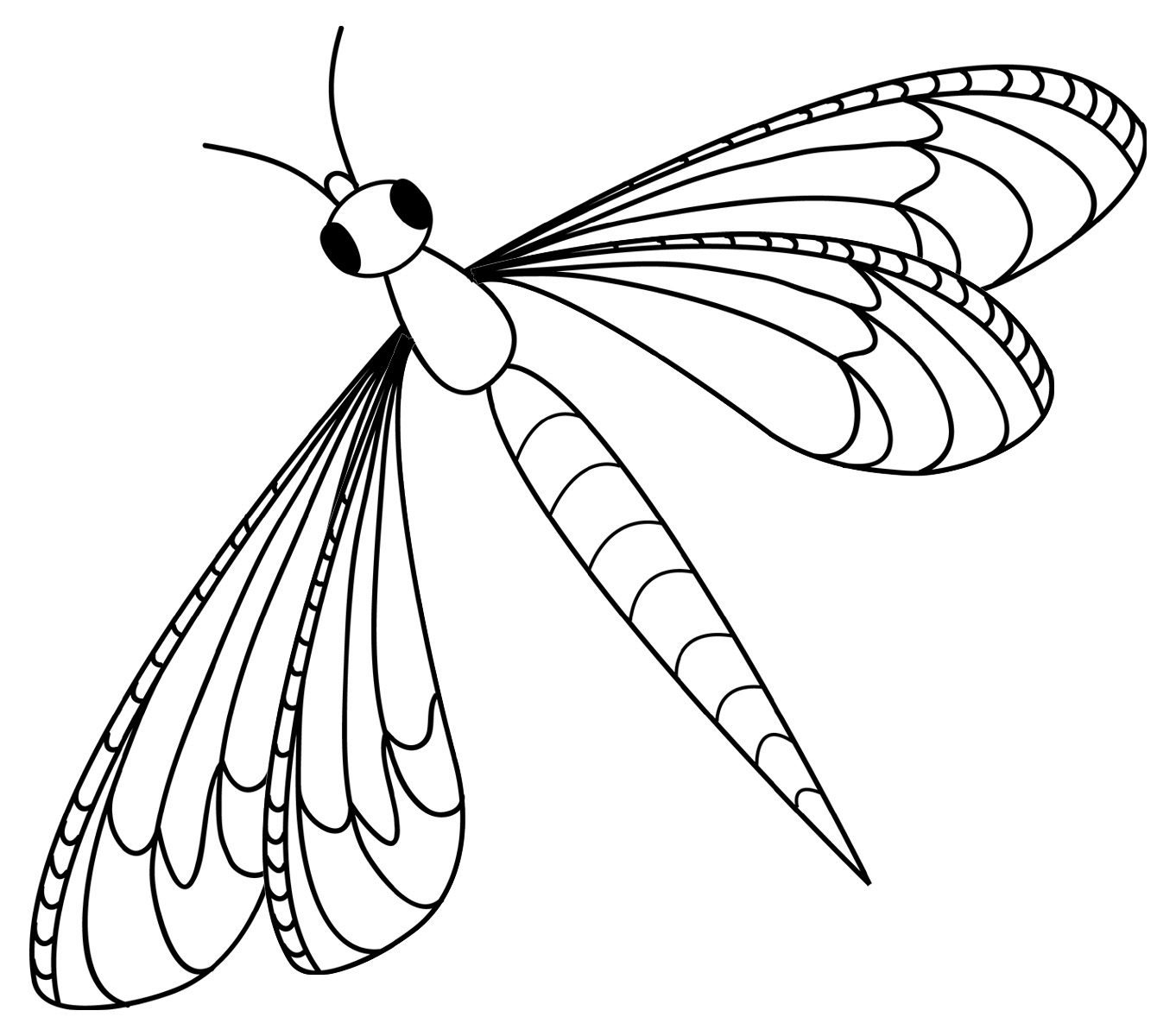 Insect Drawing For Kids At GetDrawings