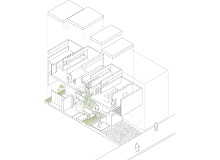 454x330 Machi House By Uid Architects