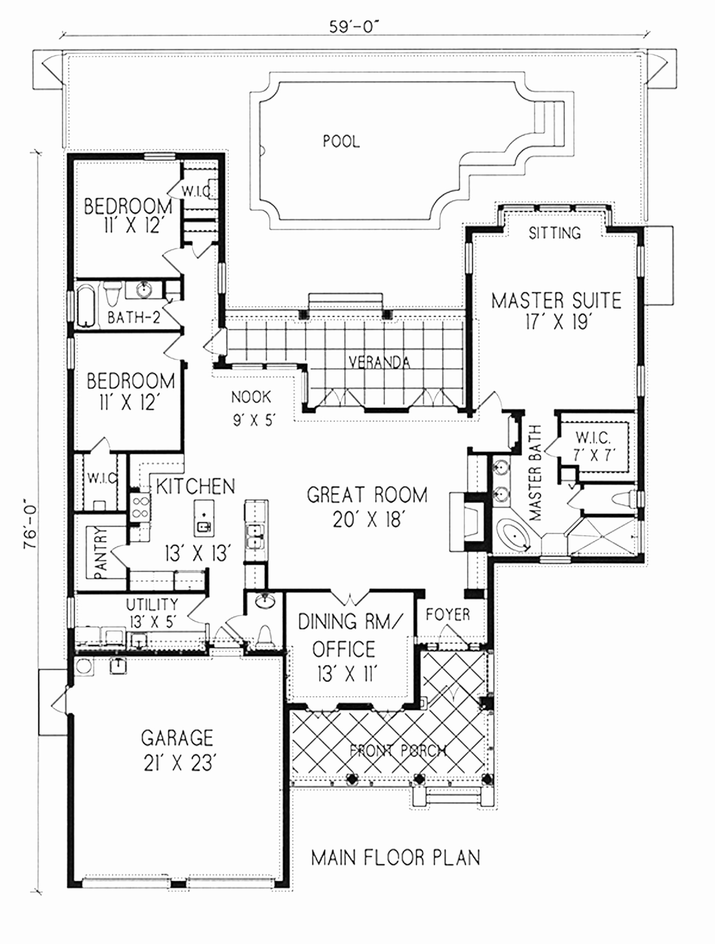 1400x1848 47 Fresh House Plans With Mother In Law Suite