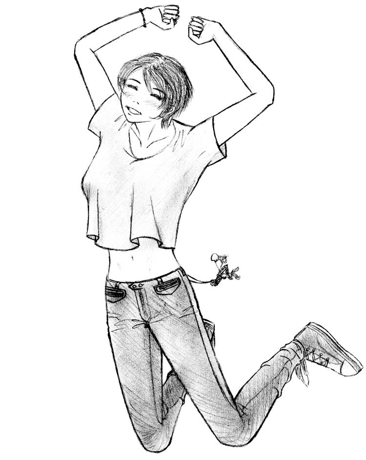 750x943 Jumping For Joy By Kankurounokugutsu