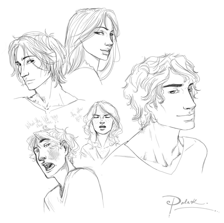 895x892 The Mortal Instruments By Palnk