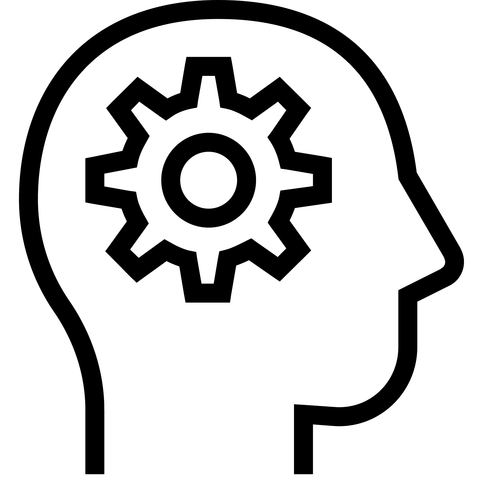 1600x1600 Intelligence Icon