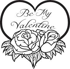 227x222 Valentine Coloring Sheets And Crafts Archives