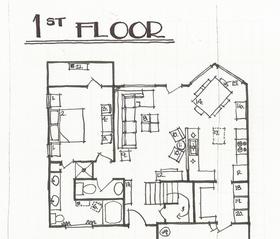 1080x920 Interior Design Draw Room Layout With Free Home Excerpt Living
