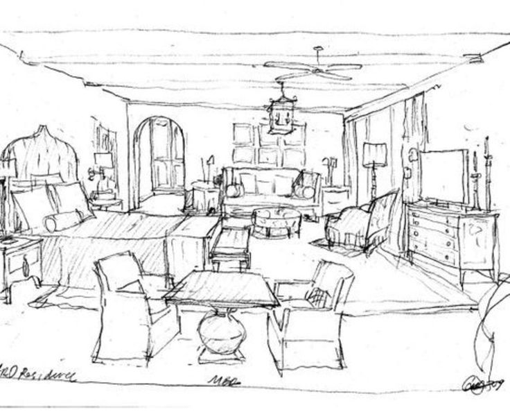 736x594 15 Best Room Designs Images On Sketches, Interior