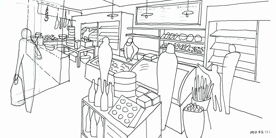 interior design drawing at getdrawings com
