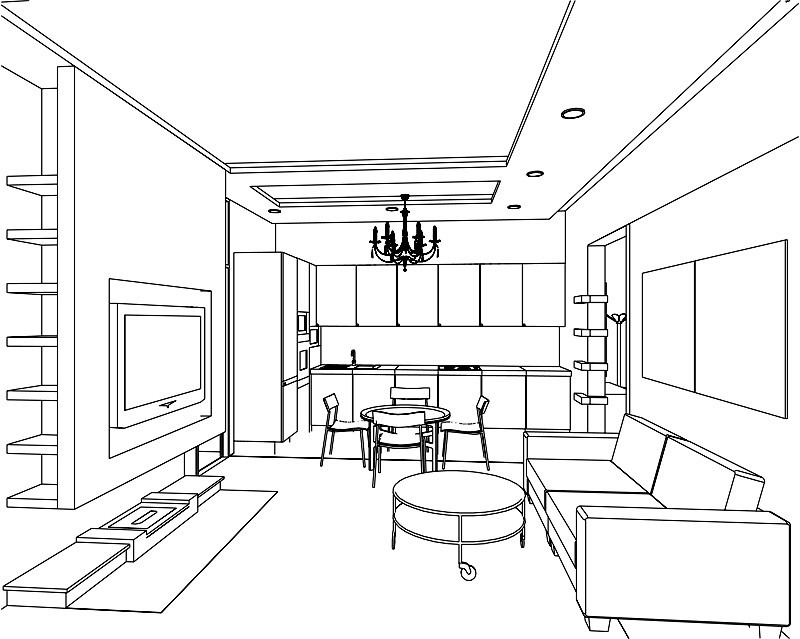 Perfect 800x639 What Stages Interior Design Project Preparation Includes (Part 2 Design Inspirations