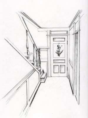 299x400 Portfolio 110 Design Visualization Perspective Drawings