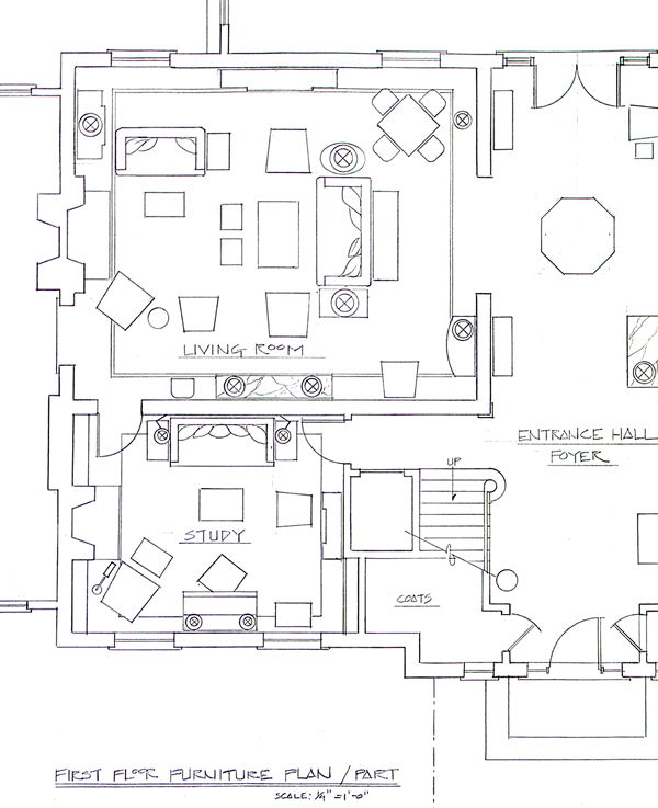 600x737 Sketches Amp Drawings J D Petersen Llc Interior Design