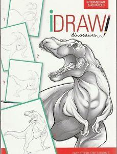 229x300 I Draw Dinosaurs Intermediate Amp Advanced Eazy Step By Step