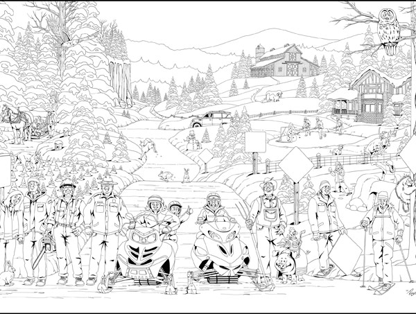 600x453 Kid's Projects, Isma (International Snowmobile Manufacturers
