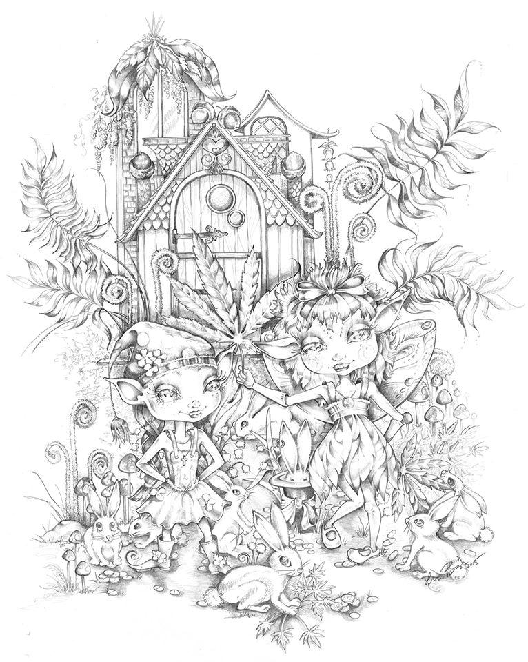 766x960 Name And Title Linda Biggs, International Fantasy Artisttell Us
