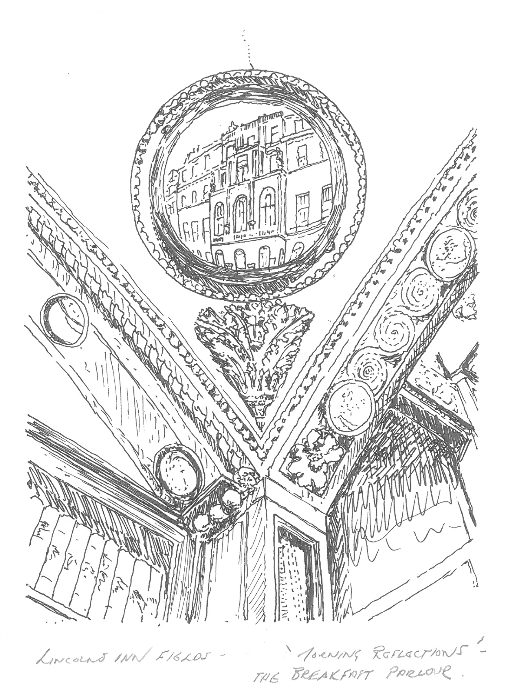 1755x2410 Richard Portchmouth Sketches In Aid Of International Development