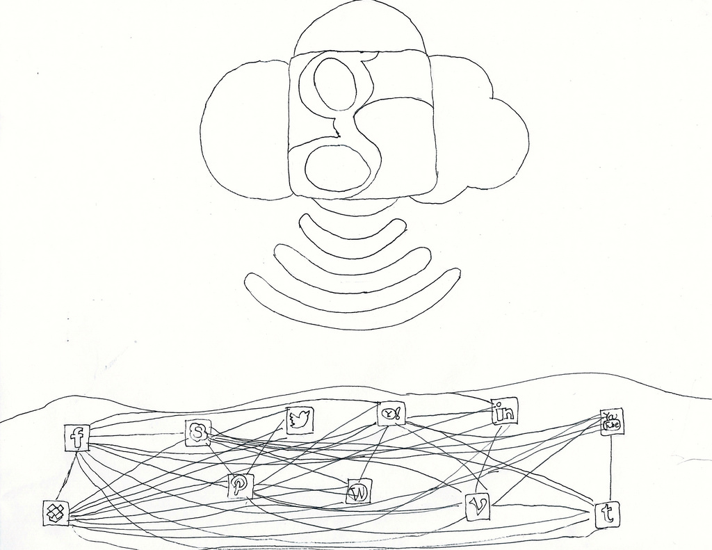 1024x791 Draw Your Own Map Of The Internet, Show Your Home