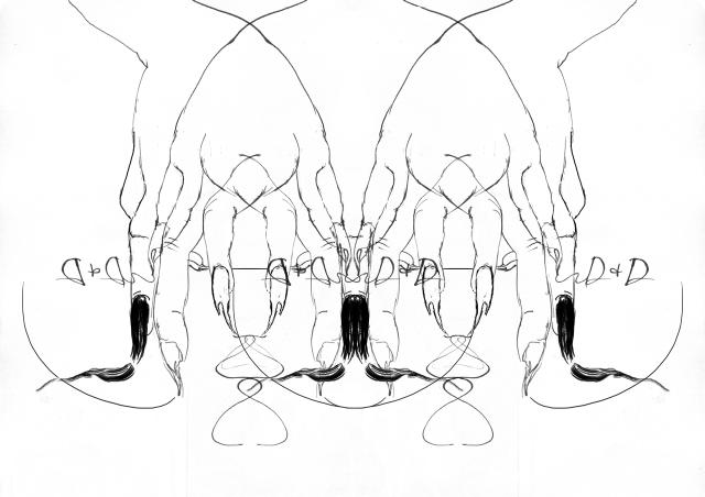 640x452 Dancing And Drawing [Foam]