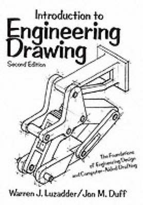 278x400 Introduction To Engineering Drawing