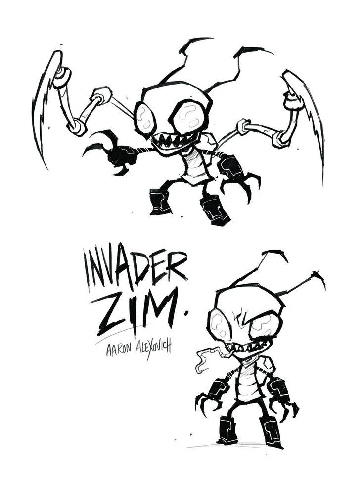 736x977 21 Best Invader Zim Fandom Images On Invader Zim