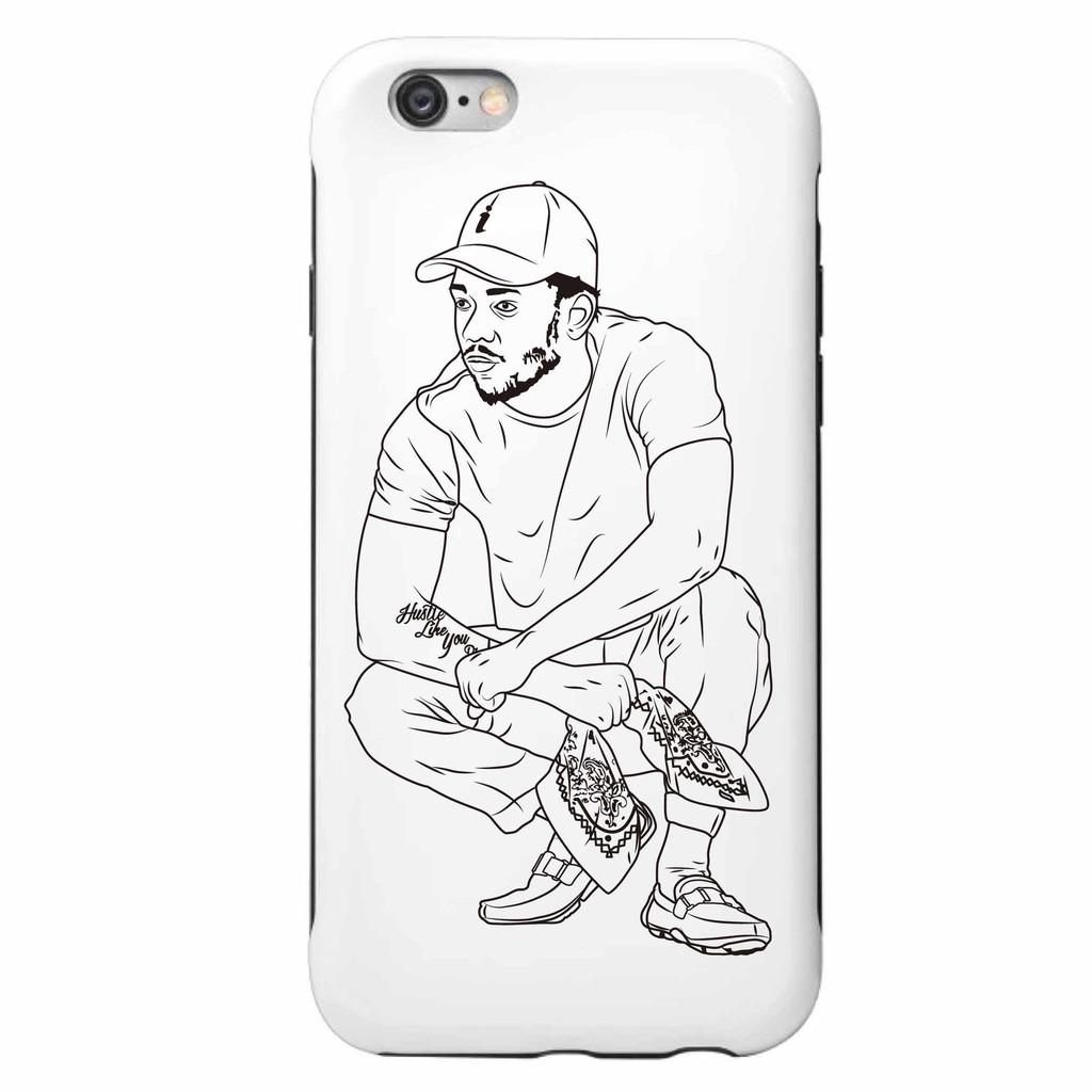 1024x1024 Kendrick Lamar Apple Iphone 4 5 5s 6 6s Plus Galaxy Case 2