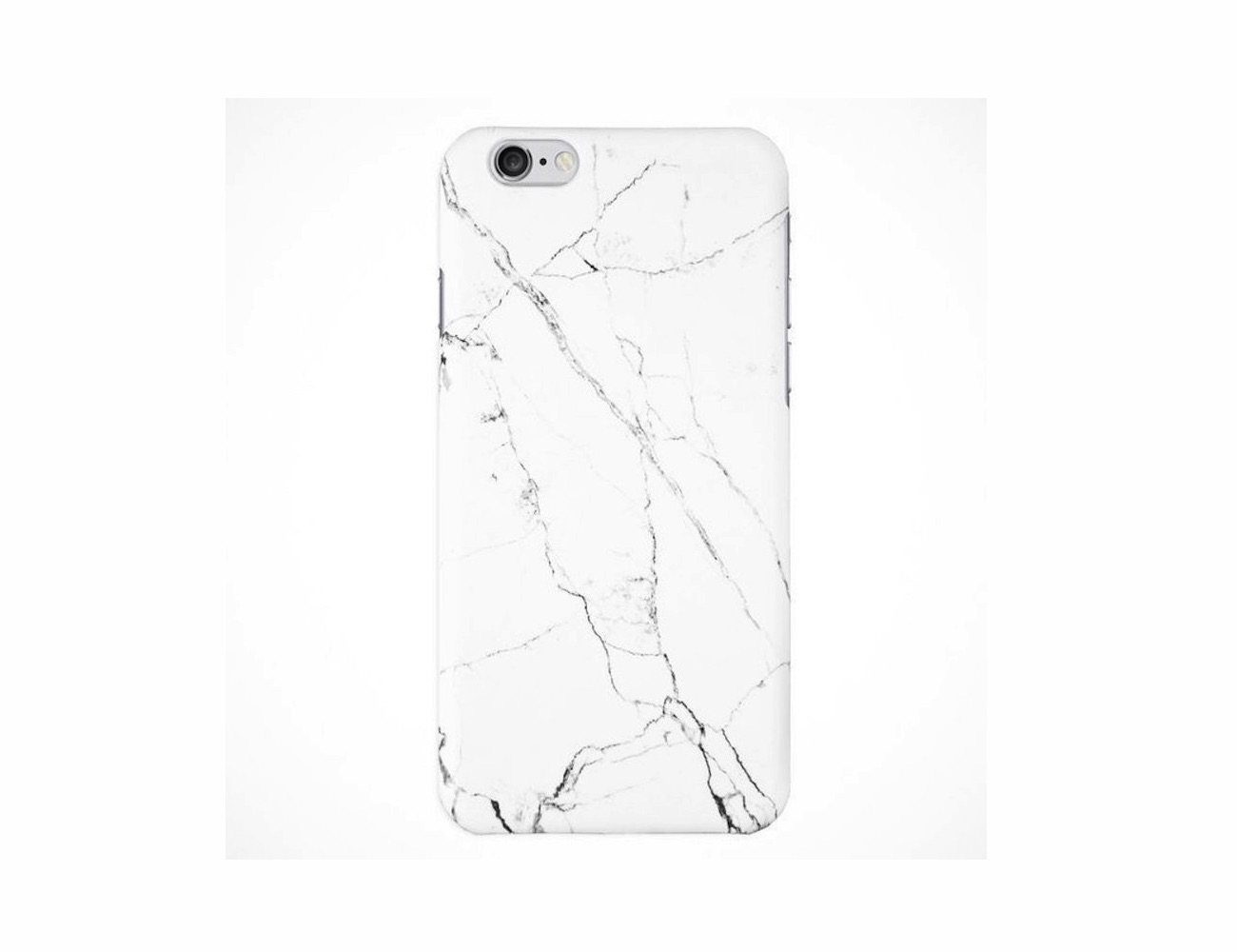 1300x1000 White Marble Iphone 6 Plus Case By Queu Queu Gadget Flow
