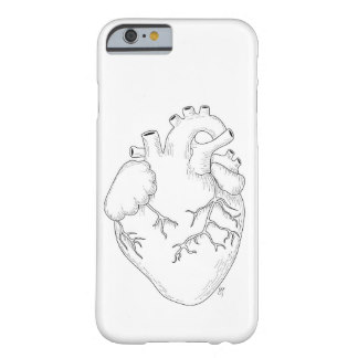 324x324 Anatomical Heart Iphone 66s Cases Amp Cover Designs Zazzle