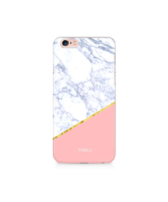 570x684 Geometric Marble Phone Case For Iphone 7 7 Plus 6 6s 6s