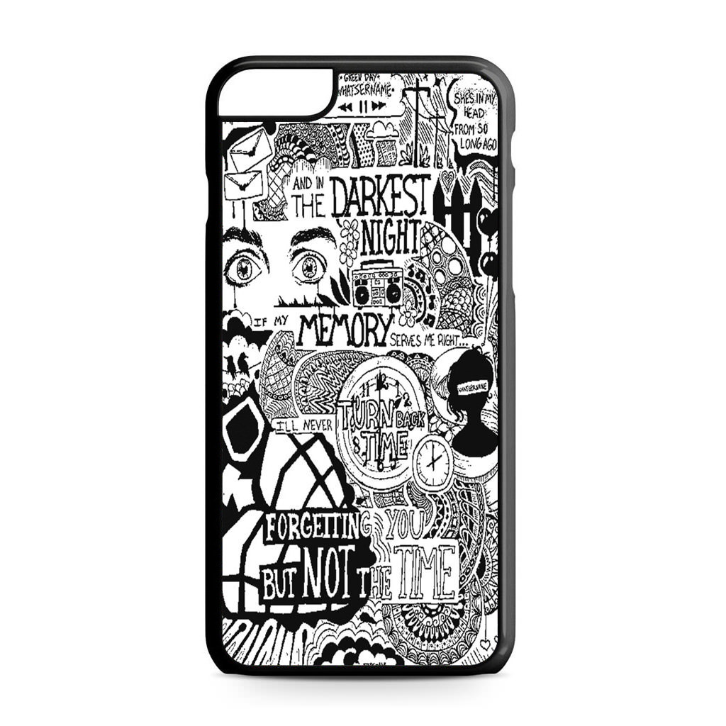1024x1024 Green Day Art Iphone 6 Plus6s Plus Case