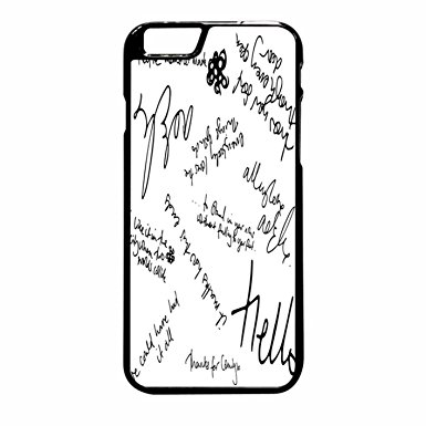 385x385 Adele Tour Confetti Case Color Black Rubber Device Iphone 6