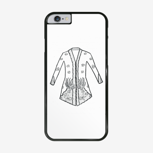 500x500 Kebaya Encim Iphone 66s Inlay Case By Dotted Ink Kustomable