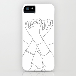 264x264 Life Drawing Iphone Cases Society6