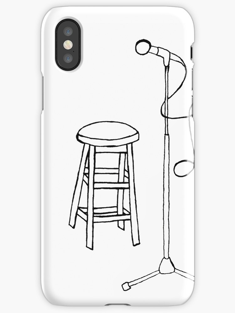 750x1000 Stand Up Comedy Drawing. Iphone Cases Amp Skins By Artsbyalex
