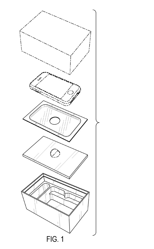 608x983 Apple Even Patented The Box The Iphone Comes In Edible Apple