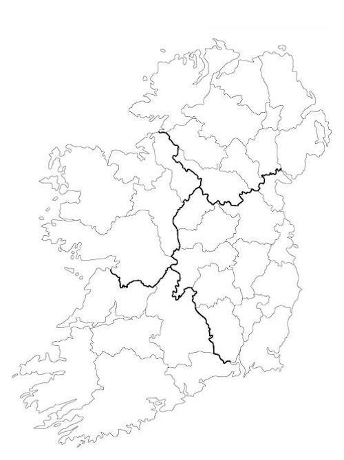 500x669 Find The Provinces Of Ireland Quiz