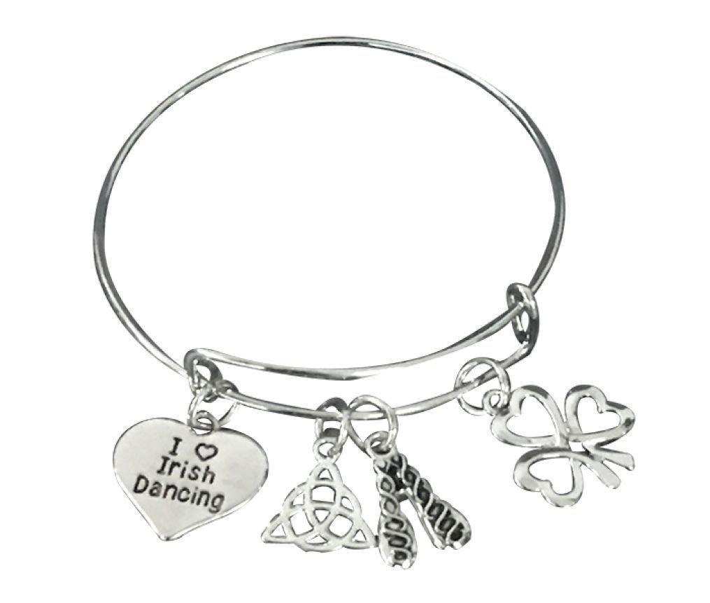 1015x862 Irish Dance Bracelet
