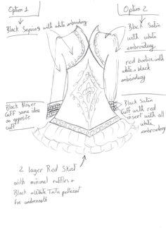 236x323 Irish Dance Dress Patterns